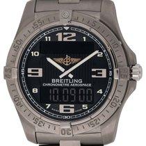 Breitling : Aerospace :  E7936210/B962-130E :  Titanium