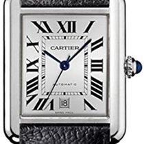 Cartier WSTA0029 Stahl Tank Solo 31mm