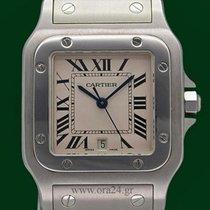 Καρτιέρ (Cartier) Santos De Cartier Galbee Stainless Steel...