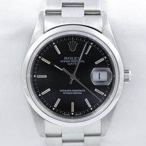 Rolex Oyster Perpetual Date 15200 Quickset Saphirglas