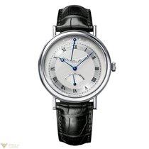 Breguet Classique Retrograde Seconds 18K White Gold Men's Watch
