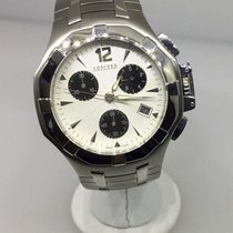 Concord Saratoga Chronograph Men's Watch 0310986 New $2,690...
