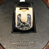 Urwerk Rose gold Manual winding 103.09 pre-owned