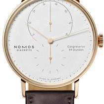 NOMOS Rose gold 39mm Manual winding Lambda new
