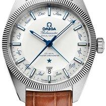 Omega Globemaster neu Automatik Uhr mit Original-Box