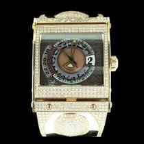 HD3 IDALGO XT-1  Edition limitée Or jaune 750 pavage diamants