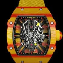 Richard Mille RM 27-03 Rafael Nadal Tourbillon  AVAILIBLE