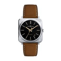 Bell & Ross BR S BRS92-ST-G-HE/SCA new