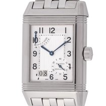 Jaeger-LeCoultre Reverso Grande Date pre-owned 46.5mm Steel