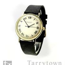Tiffany Yellow gold 33mm Automatic Classic Round pre-owned