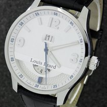 Louis Erard Steel 44mm Automatic 82224AA01 new