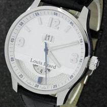 Louis Erard Steel Automatic 44mm new 1931