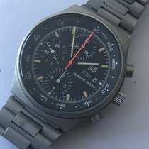 Porsche Design By Orfina Automatic Chronograph Black Dial...