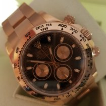 Rolex 116505 Ouro rosa Daytona