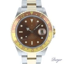 Rolex GMT-Master II 16713 2002 подержанные