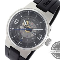 Oris pre-owned Automatic 42mm Black Sapphire Glass