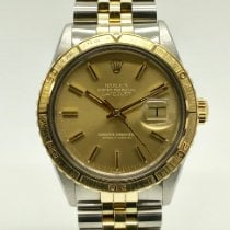 Rolex 16253 Gold/Steel 1979 Datejust Turn-O-Graph 36mm pre-owned United States of America, Florida, Miami