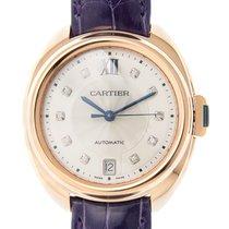 Cartier Clé de Cartier Roségold 35mm