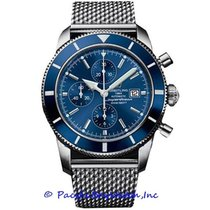 Breitling A1332016/C758 Steel Superocean Héritage Chronograph 46mm new United States of America, California, Newport Beach