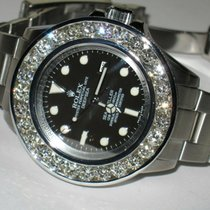 Rolex Sea-Dweller Deepsea Steel 44mm Black No numerals United States of America, New York, NEW YORK CITY