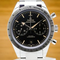Omega Speedmaster '57 Steel 42mm Black Arabic numerals