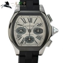 Cartier Roadster Steel 39mm Silver United States of America, California, Los Angeles