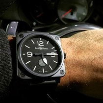 Bell & Ross BR 01-92 BR0192-10TH-CE 2015 folosit