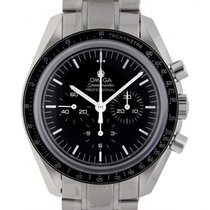 Omega Speedmaster Professional Moonwatch Acier 42mm Noir Arabes