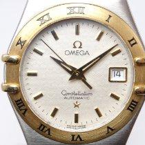Omega Constellation Aur/Otel 27mm De culoarea şampaniei Fara cifre