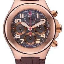 Girard Perregaux Laureato 80180-52-212-BBEA pre-owned