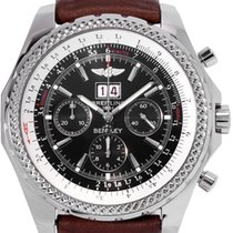 Breitling Bentley 6.75 pre-owned 48.8mm Leather