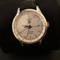 TAG Heuer Carrera Calibre 7 39mm White United States of America, New York, Gansevoort