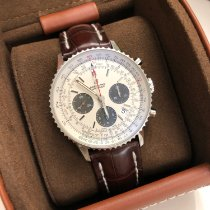 Breitling Navitimer 1 B01 Chronograph 43 AB0121211G1P1 2018 pre-owned