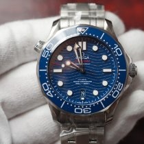 Omega Seamaster Diver 300 M Steel 42mm Blue No numerals United States of America, Florida, Orlando