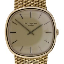 Patek Philippe Golden Ellipse Gulguld Sverige, Gothenburg