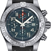Breitling Avenger Bandit new 2020 Automatic Chronograph Watch with original box and original papers E1338310/M534/109W