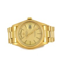 Rolex 1803 Or jaune 1974 Day-Date 36 36mm occasion France, Bordeaux