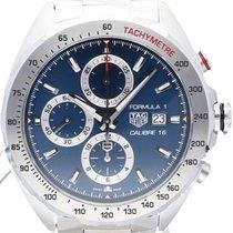TAG Heuer Formula 1 Calibre 16 new 2020 Automatic Chronograph Watch with original box and original papers 16 CAZ2015.BA0876