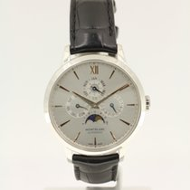 Montblanc Steel 39mm Automatic 110715 new