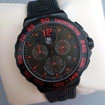 TAG Heuer Formula 1 Quartz nuevo 2014 Cuarzo Cronógrafo Reloj con estuche y documentos originales CAU111D.FT6024