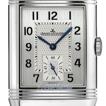 Jaeger-LeCoultre Reverso Classic Small Steel 45.6mm Silver United States of America, New York, Airmont