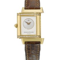 Jaeger-LeCoultre | A Lady's Yellow Gold, Mother-of-pearl...
