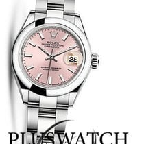 Rolex Lady-Datejust Acier 28mm Rose