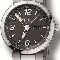 Oris 0173576514163-0782510 TT1 Automatik 42mm 10ATM