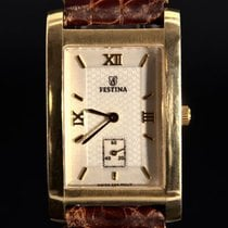 Festina President Heavy 18K Yellow Gold