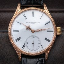 Patek Philippe Marriage Watch 14k Rose Gold c. 1924