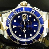 Rolex 16613 Or/Acier 2007 Submariner Date 40mm occasion