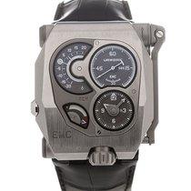 Urwerk EMC 51 Hand Wound Power Reserve