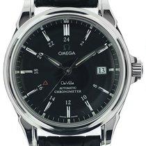 Omega De Ville GMT co-axial art. Om342