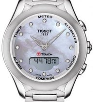 Tissot Steel 39,5mm Quartz T075.220.11.106.00 new